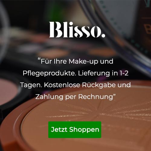 Klik hier voor de korting bij Blisso - CPO