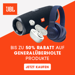 JBL Soundsystem für unterwegs