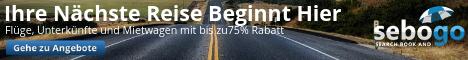 Flüge, Unterkünfte und Mietwagen mit bis zu75% Rabatt