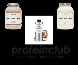 Protein Club - Versandkostenfrei bestellen