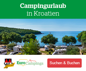 Campings Kroatien