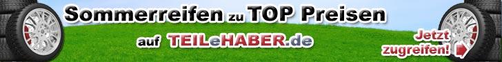 TEILeHABER Sommerreifen Angebote