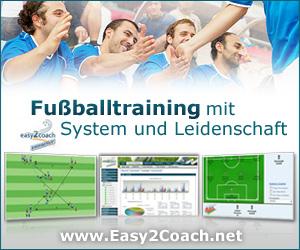 Easy2Coach - Fußballtraining mit System und Leidenschaft