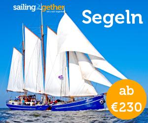 segelreisen mit sailing2gether