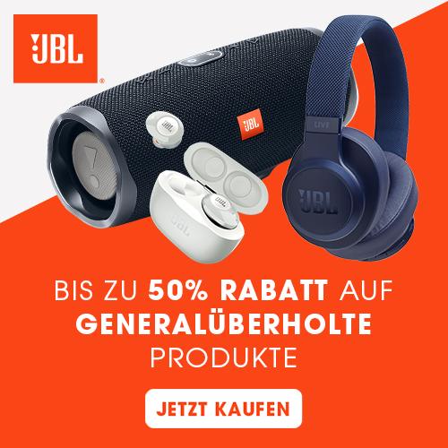 JBL Live Serie: Kabelloser Pro Sound