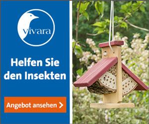Vivara Insektenhotels Alles für die Tiere im Garten!