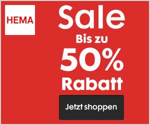 10% Extra Rabatt bei HEMA