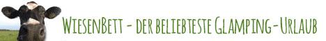 WiesenBett Glamping-Urlaub: Jetzt sparen - später reisen