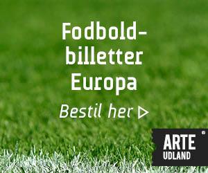 Fodboldbilletter Europa