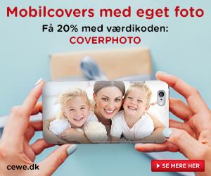 20% rabat på Mobilcover