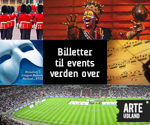 Billetter til events verden over