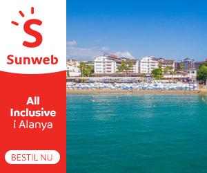 All inclusive i Tyrkiet