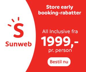Sol.sunweb.dk - generelt banner