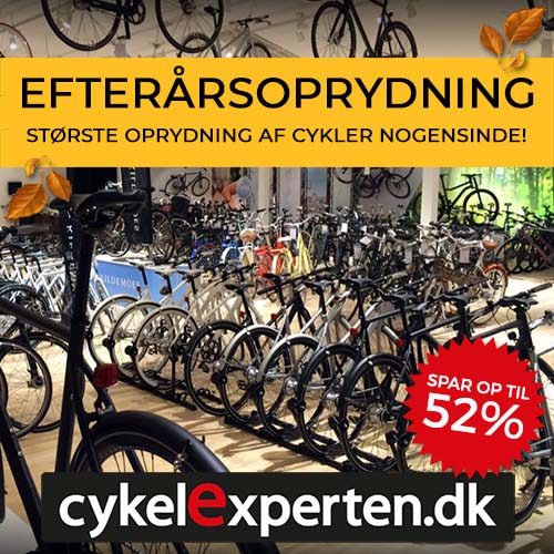 ELCykel Testcenter i Vanløse