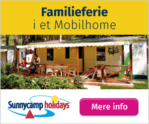 Familieferie i et Mobilhome