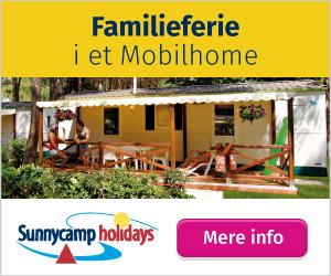 Familieferie i et Mobilhome