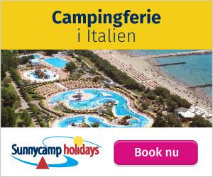 Campingferie i Italien