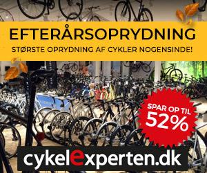 Cykelexperten.dk har alt i godkendte cykellygter