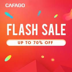 Ofertas Flash: hasta 70% de descuento en cafago.com