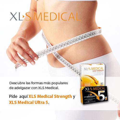 Descubre las formas más populares de adelgazar con XLS Medical. Pide aquí XLS Medical Strength y XLS Medical Ultra 5.