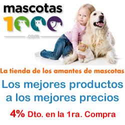 Código de cupón Mascotas1000