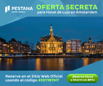 Pestana Amsterdam Secret Deal