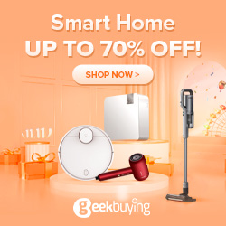 Geekbuying Smart & Home 11.11 Sale