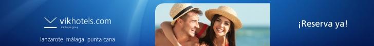 Ofertas ExclusivasVikHotels -Canarias, Andalucía, Uruguay, Chile y la R. Dominicana 5