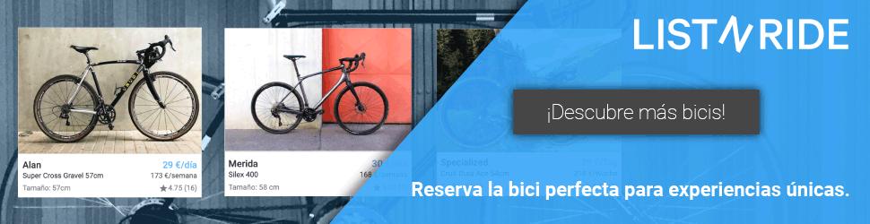 Listnride – la plataforma de alquiler de bicicletas online 3