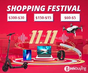 Geekbuying 11.11 Sale