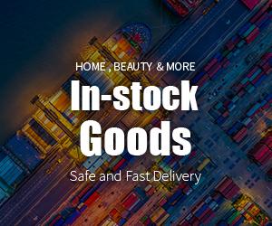 Productos en stock, entrega segura y rápida