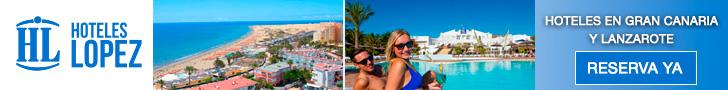 Hoteles López - Nuevas ofertas 3