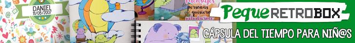 Peque Retrobox: Regalos originales para niños