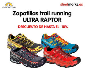 Zapatillas trail Ultra Raptor