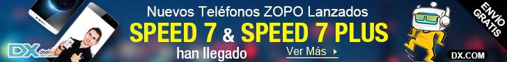 Lanzamiento móviles ZOPO con hasta un 50% de descuento