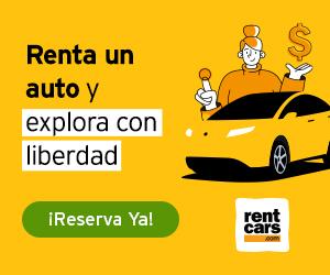 Renta un auto y explora con liberdad
