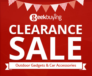 Outdoor Gadgets and Car Accessorie Clearance Sale