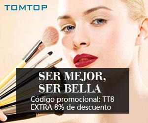 Ser mejor, Ser bella Código promocional: TT8 EXTRA 8% de descuento
