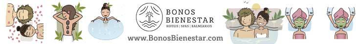 BONOS BIENESTAR - REGALOS EN SPAS DE LO MEJOR Y HOTELES SELECCIONADOS 5