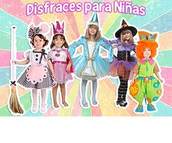 Disfraces de Niña