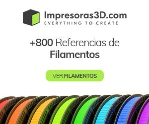 Descuento en filamentos en impresoras3D.com