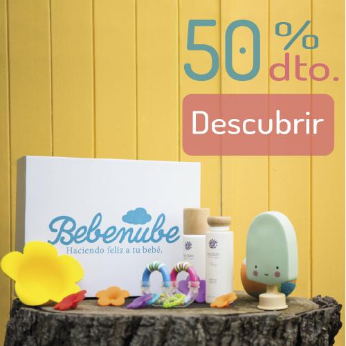 códigos de descuento de Bebenube