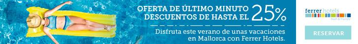 Ofertas y promociones de Ferrer Hotels en Mallorca & Menorca al Mejor Precio Garantizado. 5