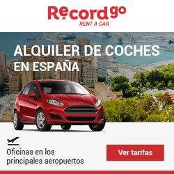 Alquiler de coches Record go