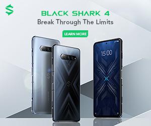 BLACK SHARK 4 - Break Through The Limits