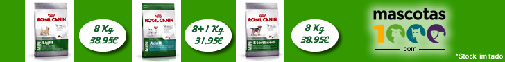 Royal Canin MINI ADULT 8+1 Kg. GRATIS Precio anterior 44,92€ AHORA 31,95€