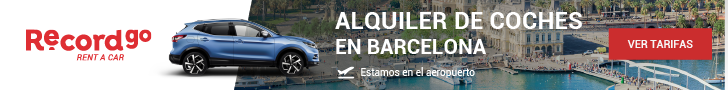 Alquiler de coches en Barcelona Aeropuerto