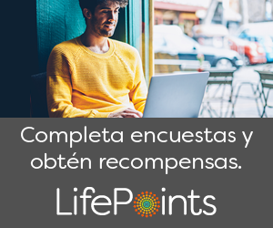 LifePoints (la antigua My Survey), gana hasta 2.500 € por opinar