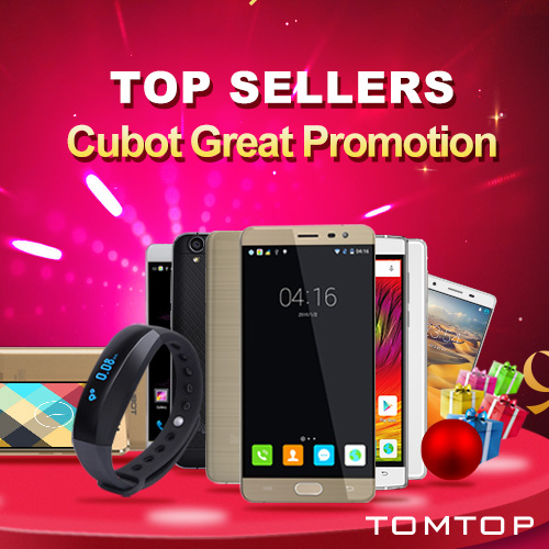 Cubot Great Promotion