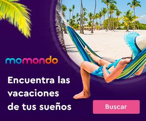 Busca y compara vuelos con Momondo